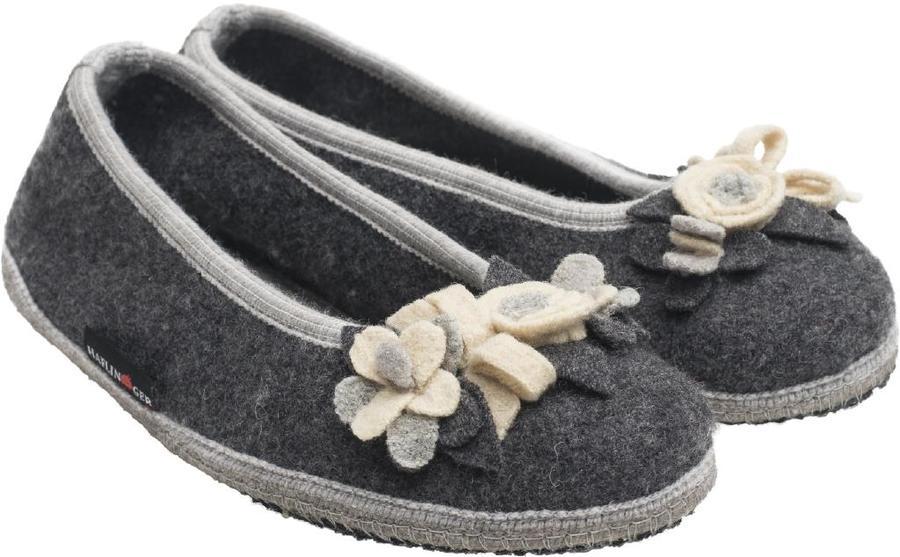 Haflinger - Marina-Blüten - Anthrazit