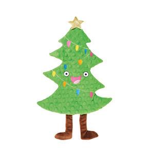 Peluche Natalizio 46 cm Gioco Per Cani Albero Di Natale idea Regalo