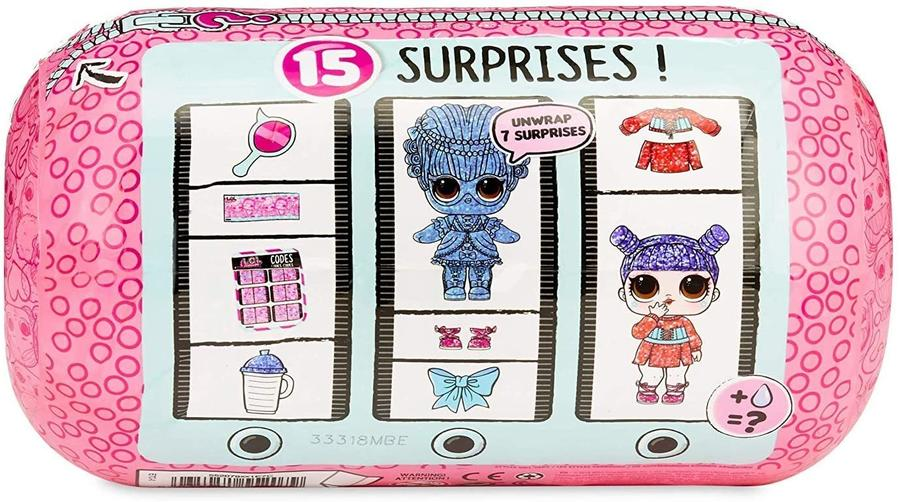 LOL Surprise - Under Wraps - Giochi Preziosi 552062 - 3+ anni