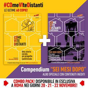 COmeVIteDistanti Albo+ Compendium in Combo Pack