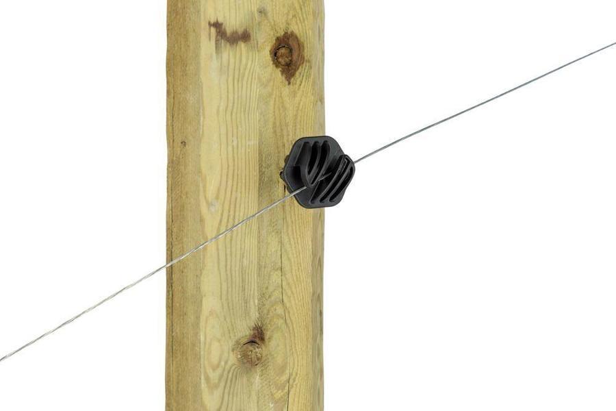 Cavo in acciaio galvanizzato per recinti elettrici bobina da 1000 mt