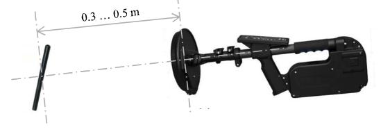 """Rilevatore di giunzioni non lineari  """"NR-2000"""""""