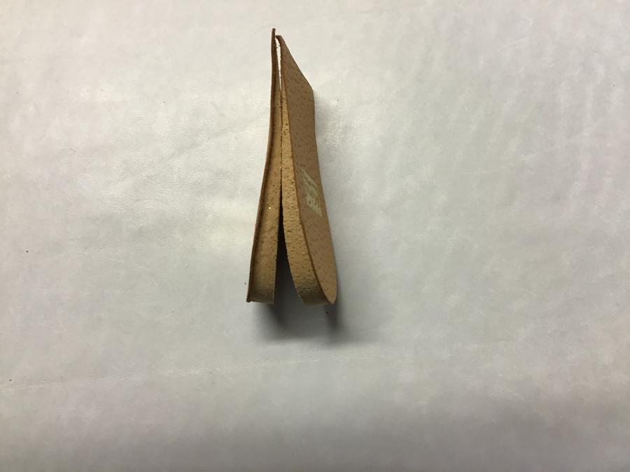 Alzatacco sughero 10mm