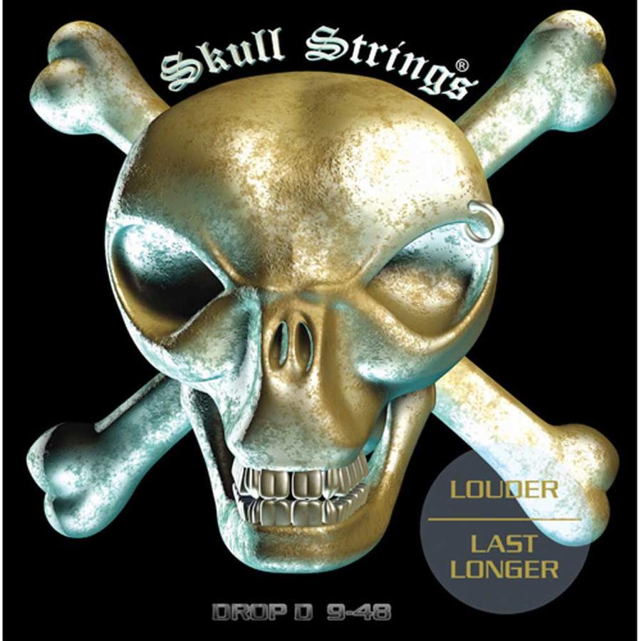 SKULL Drop D 948 Drop Line, Stainless Steel