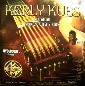 Kerly Kues Nickel Wound 11-50