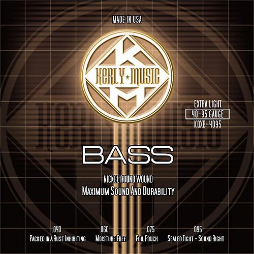 Kerly Music Kues Nickel Bass 40-95