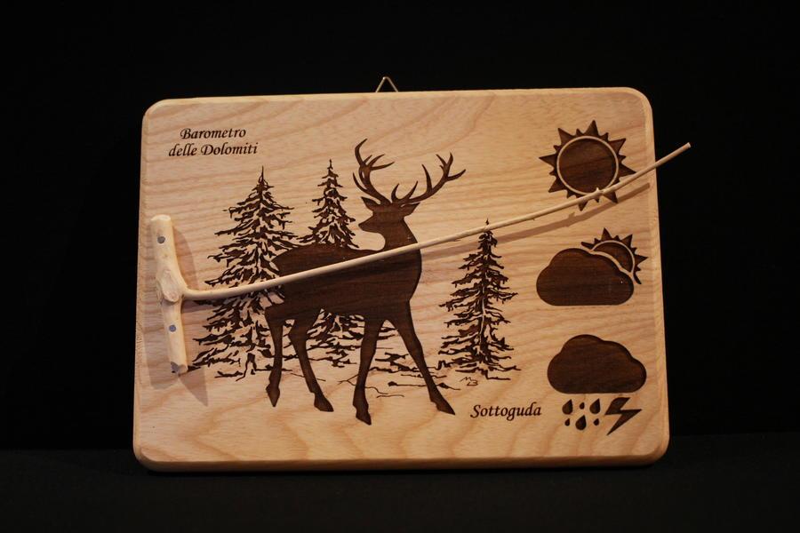 Barometro naturale bosco