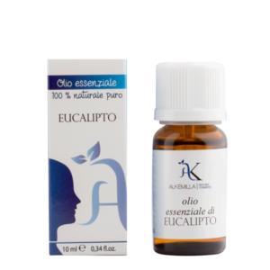 Olio essenziale Bio Eucalipto