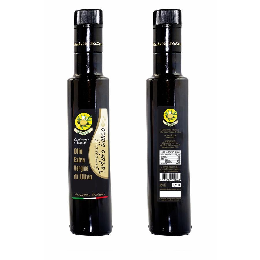 Condimento al Tartufo Bianco,  De Sando,  250ml
