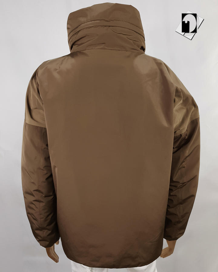 K-Way K00A5Q0 Marilou Thermo Satin brown oliva