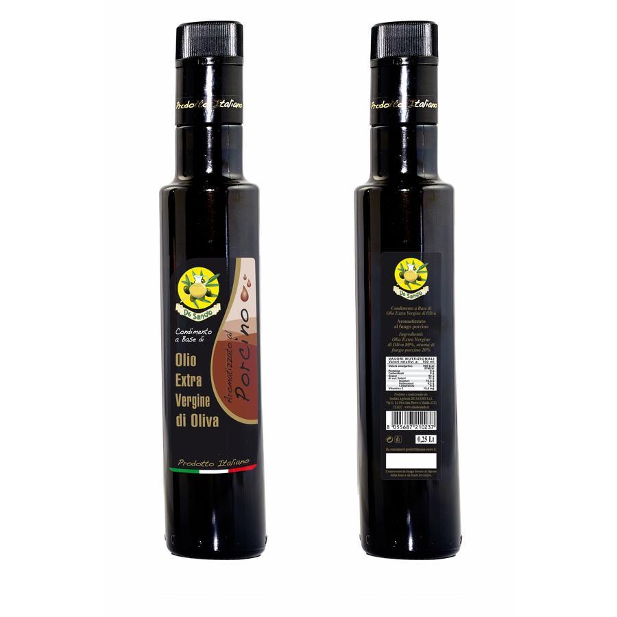 Condimento al Fungo Porcino, De Sando,  250 ml