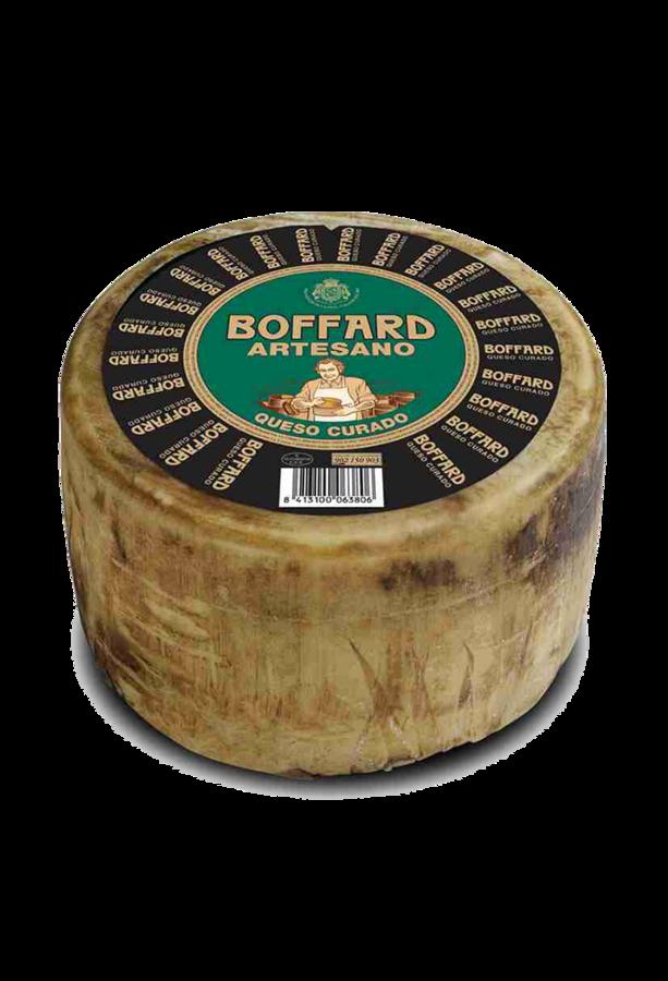 QUESO (Formaggio)  Curado (stagionato) Artigianale Boffard