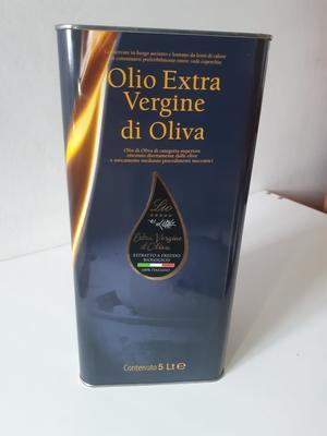 """Olio Extravergine di Oliva Biologico """"Lio"""" , Antonio Lio, 5lt;"""