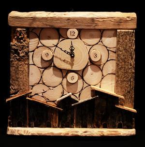 Orologio rustico 2