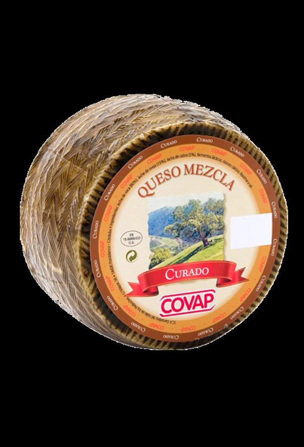 QUESO (Formaggio) di Capra,Pecora e Mucca (stagionato) COVAP