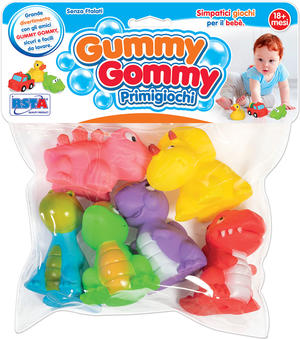 GUMMY GOMMY BABY DINO  BUSTA