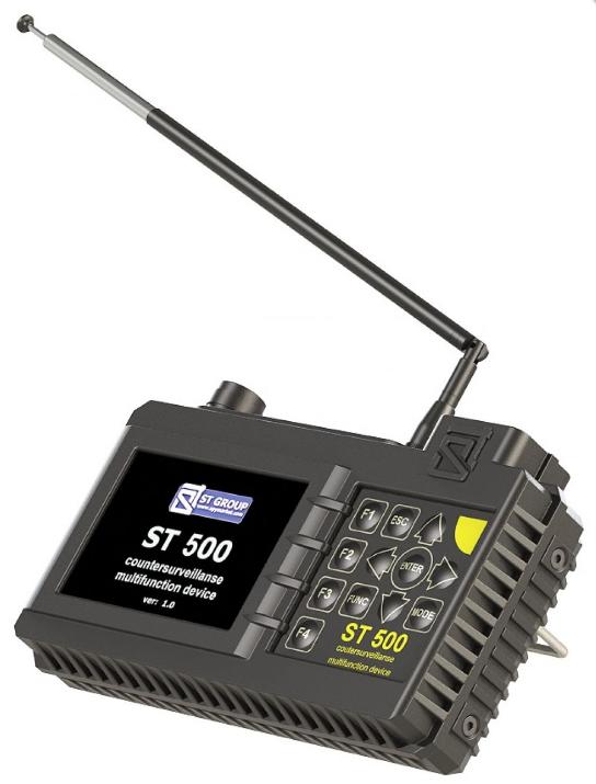 "Multifunctional Detection device ""ST-500 ""PIRANHA"""