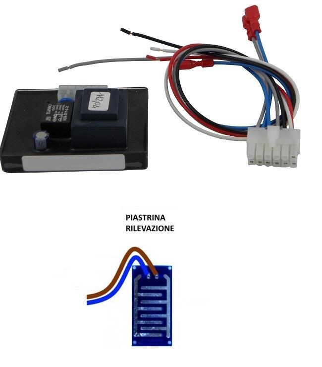 Scheda sensore antiallagamento