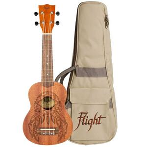 Flight: NUS350DC Dreamcatcher Soprano Ukulele