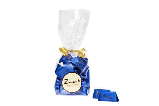Ziccat - Gianduiotti senza zucchero 250 gr