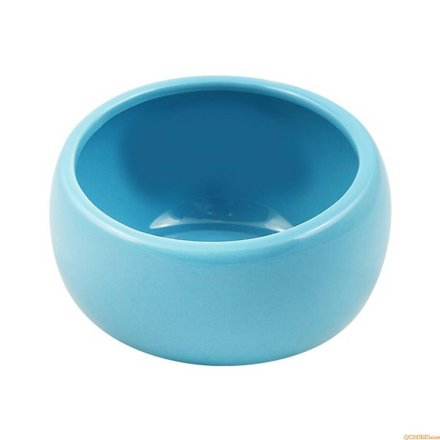 Nobleza Ciotola in Ceramica - Azzurra