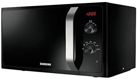 Samsung MS23F300EEK - Forno a microonde da 23 litri, 1150 Watt
