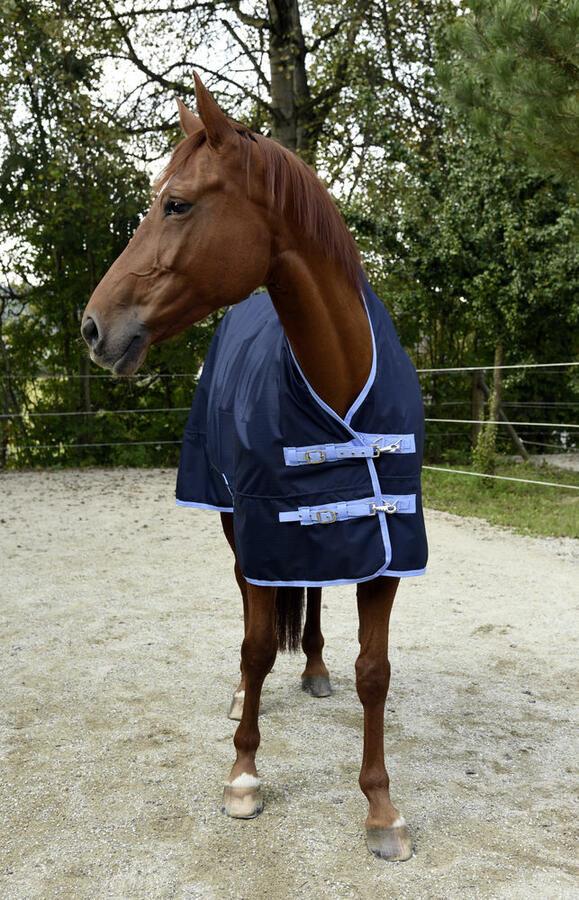 RugBe HighNeck 155 cm coperta da cavallo outdoor perfetta per tutto l'anno