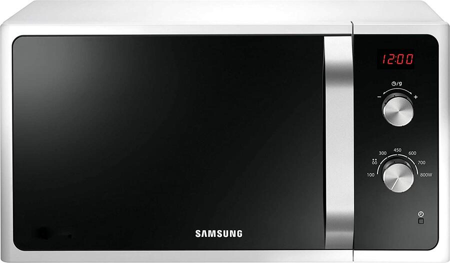 Samsung MS23F300EEW - Forno a microonde da 23 litri, 1150 Watt