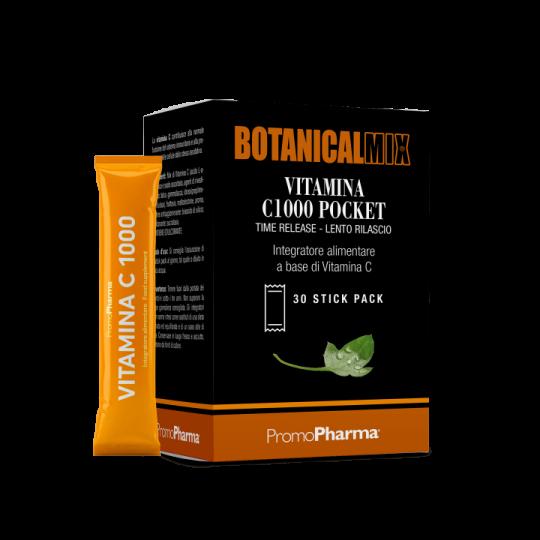 Vitamina C1000 Pocket
