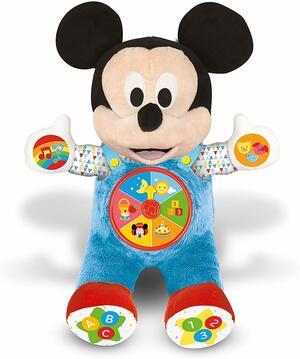 Baby Topolino Mickey Il mio migliore amico - Clementoni 17100 - 12+ mesi