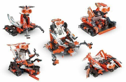 Robomaker - Impara a programmare un Robot - Clementoni 13992 - 10+ anni