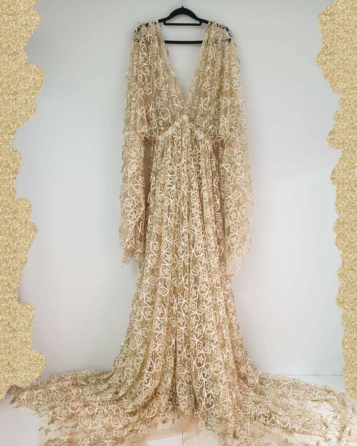 IRENE Boho dress