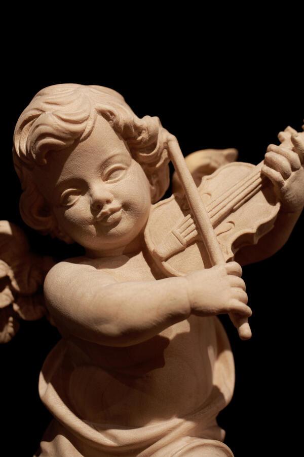 Angelo con violino
