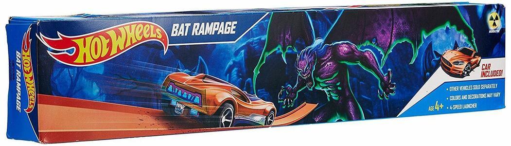 Hot Wheels - Salta sulla rampa - Mattel FCN80 - 4+ anni