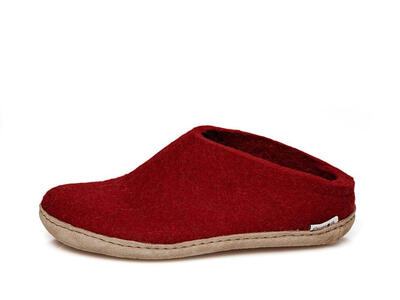 Glerups -Slip On B - Red