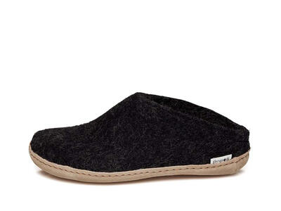 Glerups -Slip On B - Charcoal