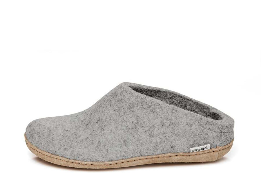 Glerups -Slip On B - Grey