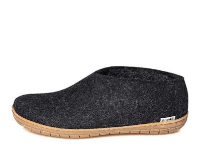 Glerups - Pantofola AR - Charcoal