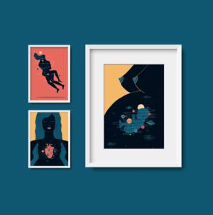 BLACK FRIDAY - UNIVERSE INSIDE - Composition 2