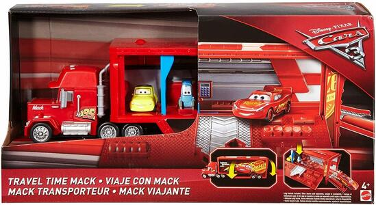 Disney Cars 3 - Travel Time Mack - Mattel DXY87 - 4+ anni