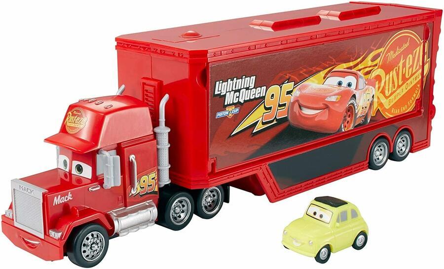 Disney Cars 3 - Travel Time Mack - Mattel DXY87 - 4+ anni