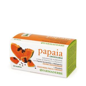 Farmaderbe - Papaia orosolubile