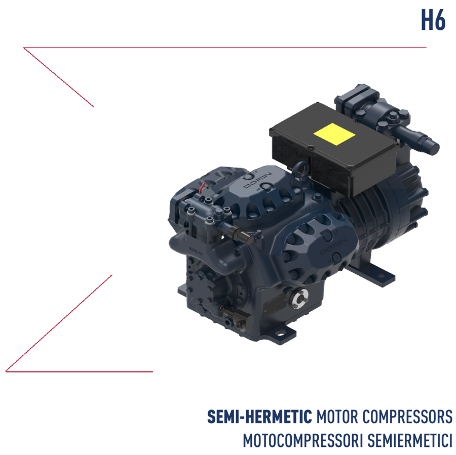 Spare Parts Dorin H6