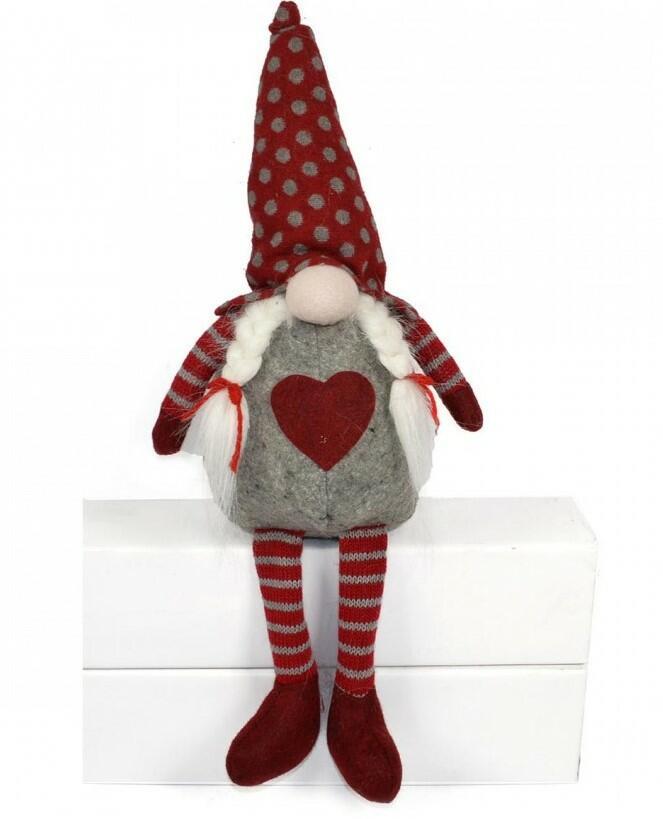 Babbo Natale Nordico 50 cm