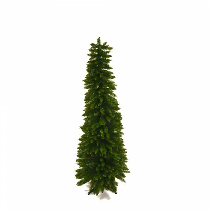 Albero di Natale Slim H150 cm 256 Punte
