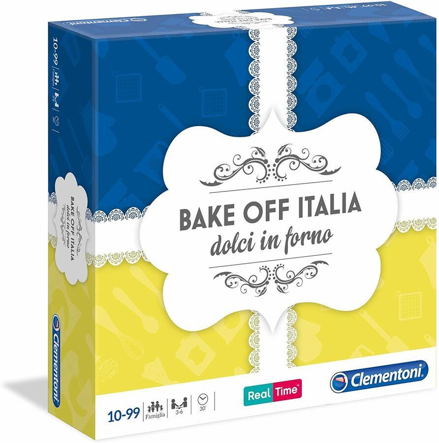 BAKE OF ITALIA - dolci in forno - Clementoni 12989 - 10+ anni