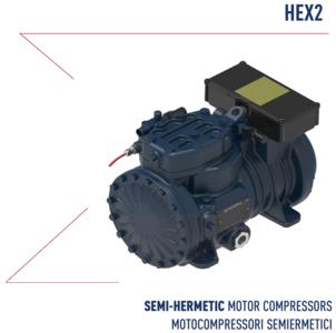 Spare Parts Dorin HEX2