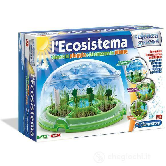 Scienza & Gioco - l'Ecosistema - Clementoni 13907 - 8+ anni
