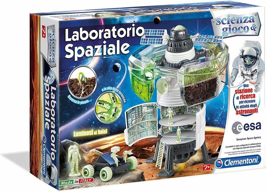 Scienza & Gioco - Laboratorio Spaziale - Clementoni 13917 - 7+ anni