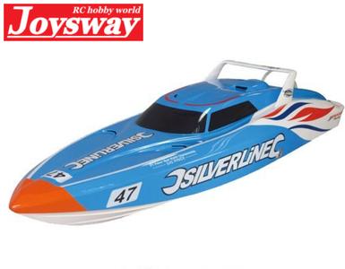 Offshore da velocità SILVERLINE R/C con Scafo in Vetroresina di Joysway